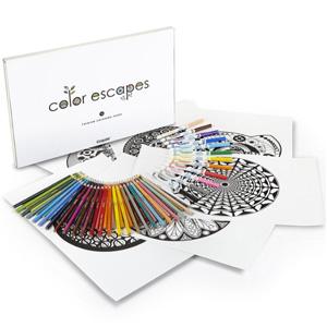 Crayola绘儿乐彩色铅笔套装