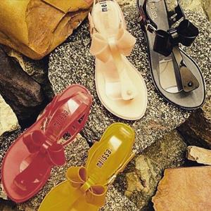 Melissa梅丽莎 Solar III 女款凉鞋 两色