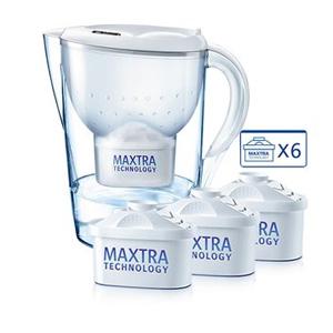 BRITA碧然德 Marella系列滤水壶 2.4L(1壶6芯)