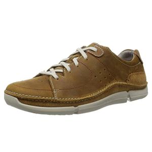 Clarks Trikeyon Mix 261151077 男士休闲鞋