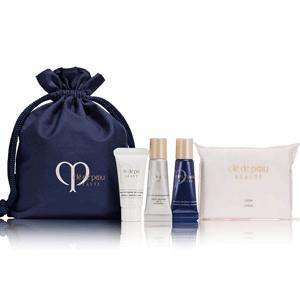 Clede Peau Beaute新款旅行装礼包
