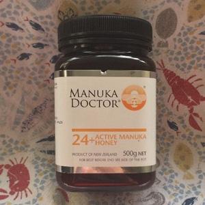 Manuka Doctor Bio Active 24 Plus 麦卢卡蜂蜜 250g