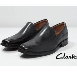 码全新低!Clarks其乐 Tilden Free男士真皮休闲鞋