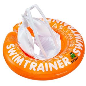 免邮免税!Freds swimtrainer 婴幼儿腋下游泳圈 (6-18kg可用)