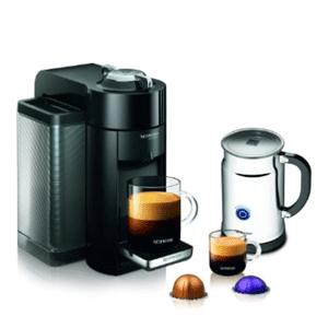 Nespresso VertuoLine 胶囊咖啡机+奶泡机
