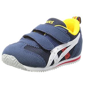 限尺码:Asics亚瑟士BABY2 小童款魔术贴运动鞋