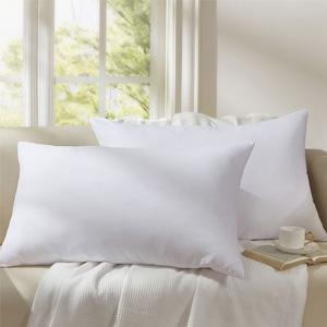 罗莱家纺 舒柔压花对枕 一对两个