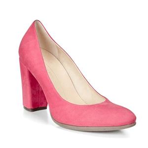 ECCO 爱步 型塑 Shape 75 女士粗跟单鞋
