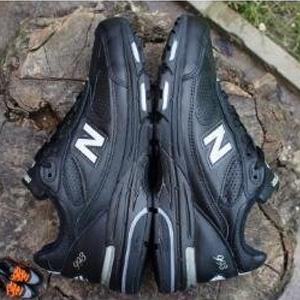 New Balance新百伦MR993LBK男款总统慢跑鞋