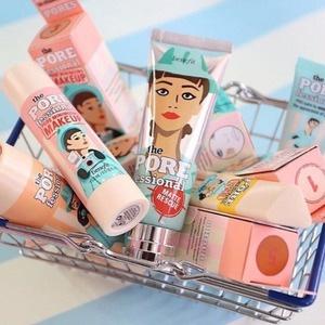 ULTA Beauty有Benefit彩妆满$45送正装反恐精英妆前乳