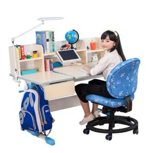 心家宜 儿童学习桌椅套装 M102+M210 三色
