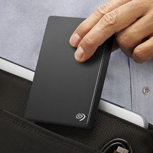 Seagate希捷 Backup Plus新睿品 移动硬盘4TB 三色可选