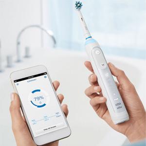 Oral-B Genius 9000 旗舰款 智能牙刷套装 含4刷头