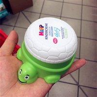 凑单品!HIPP喜宝有机杏仁油儿童婴儿保湿面霜小乌龟 100ml