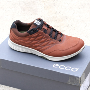 ECCO爱步Sport Exceed男士牦牛皮户外鞋