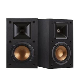 Klipsch 杰士 R-14M 书架音响(一对)黑色