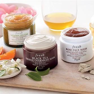 Nordstrom 周年庆 购Fresh 美妆护肤品满$125送5件套礼包