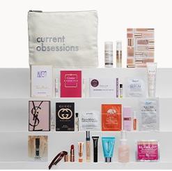 Nordstrom购美妆护肤香水类满$75送23件礼+送5件小样