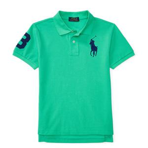 Ralph Lauren拉夫劳伦 男童大马标Polo衫 2色选