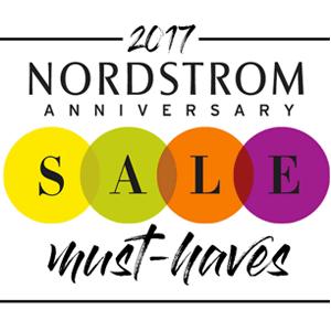 最新最全Nordstrom 2017周年庆促销路线图2.0