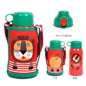 虎牌三兄弟 狮子,猪,兔子保温杯4860日元+凑单满减1500日元
