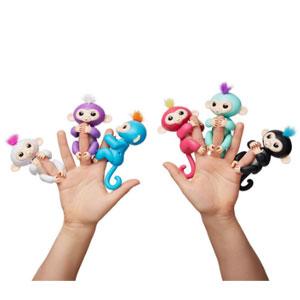 WowWee 指尖猴崽 电子宠物