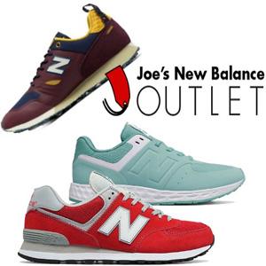 【更新】Joe's NB Outlet新百伦折扣网精选款跑鞋5折+最高额外6折