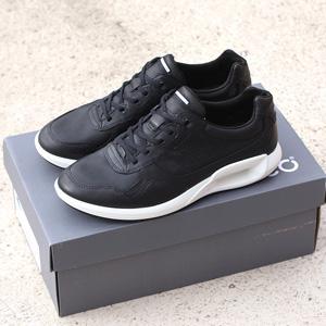 ECCO爱步CS16男款真皮休闲运动鞋