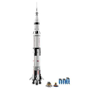 LEGO NASA阿波罗土星五号21309