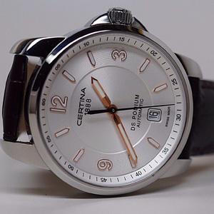 CERTINA 雪铁纳 DS PODIUM系列 C001-407-16-037-01 男款机械腕表