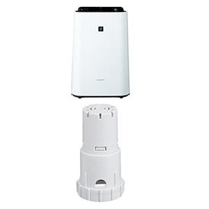 SHARP 夏普 KC-F50-W 空气净化器+水箱滤芯*1支