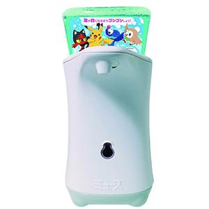 皮卡丘限定版!MUSE自动出皂泡沫洗手器+附替换装