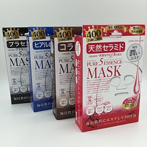 JAPAN GALS PURE5ESSENCE MASK 面膜小集合