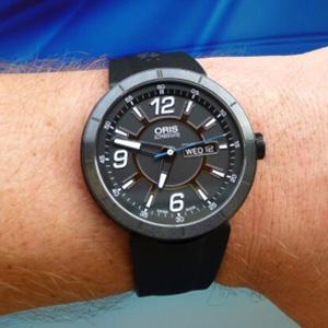 ORIS豪利时TT1 WILLIAMS F1系列735-765147650742506B男款机械腕表
