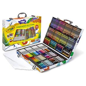Crayola绘儿乐 创意展现艺术珍藏礼盒