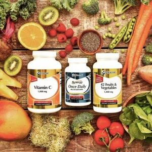 VitaCost有自有品牌维生素及保健品买一送一促销