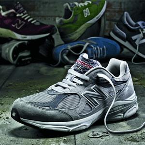 New balance 990 V3男款/女款慢跑鞋 正常/FACTORY SECOND版