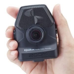 Zoom Q2n 手持式录像机