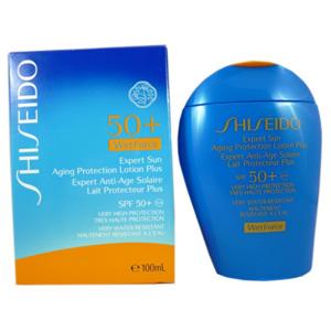 Shiseido资生堂 SPF50+ 新艳阳防晒100ml