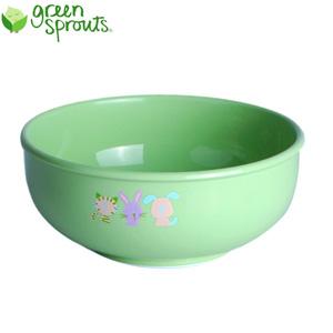 2件0税!iPlay Inc.小绿芽Green Sprouts玉米淀粉碗