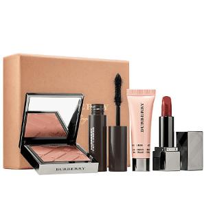 Burberry Beauty Box 限量4件套套装$35+赠品