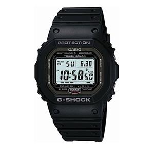 CASIO卡西欧 G-SHOCK系列 GW-5000-1JF 太阳能男士腕表