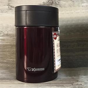ZOJIRUSHI象印 保温焖烧罐SW-HB45-VD 巧克力色