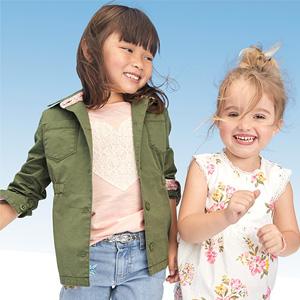 Carter's卡特新款童装低至5折+满$40额外8折