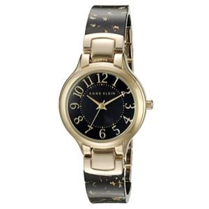 Anne Klein AK/2380BKGB 女士时装腕表