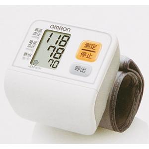 补货!OMRON欧姆龙 手腕式电子血压计HEM-6111