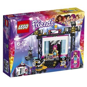 LEGO乐高 Friends 女孩系列 41117 大歌星的电视工作室