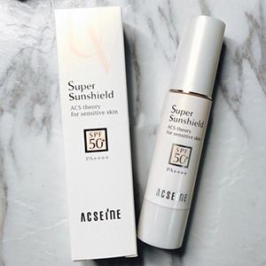 ACSEINE雅倩美AC敏感肌肤防晒隔离乳EX SPF50+/PA++++ 22g