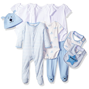 The Children's Place 婴幼儿中性款连体服 礼品套装