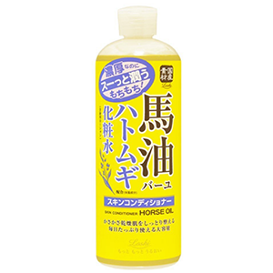 LOSHI马油薏仁保湿化妆水500ml